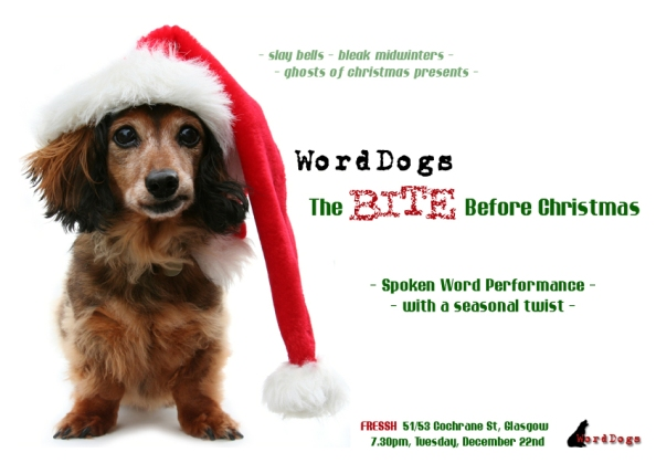 WordDogs : The BITE Before Christmas